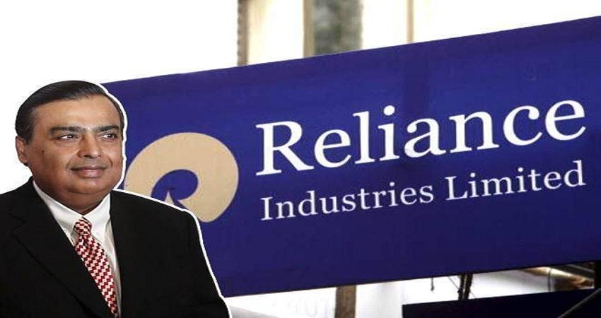 reliance became world,s 2nd largest company sobhnt