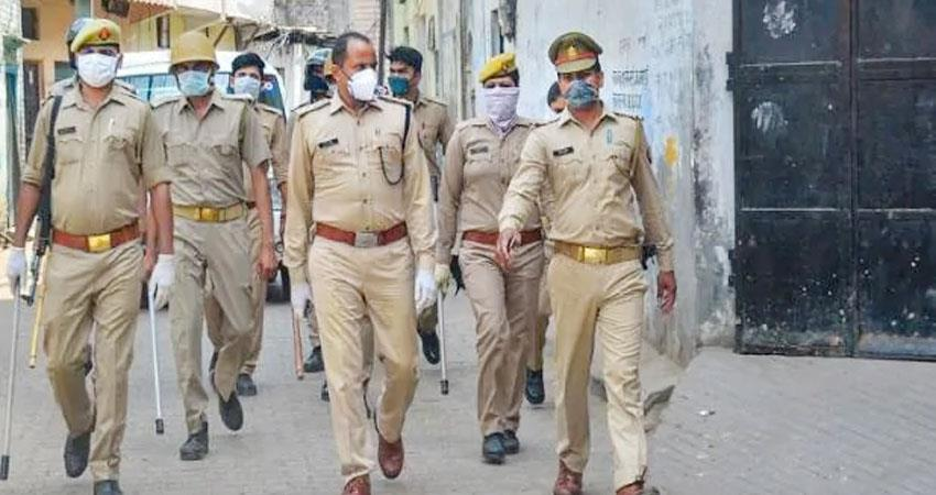 corona wreaked havoc on delhi police sho of jamia police station infected corona prshnt