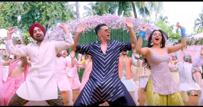 good-newwz-song-sauda-khara-khara-release-trending-on-youtube-akshay-kumar