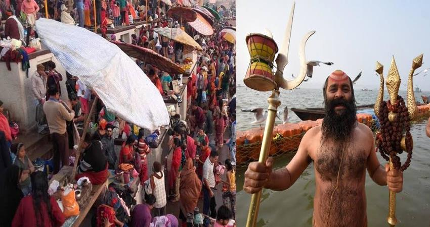 magh-mela-begins-with-bath-of-paush-purnima-23-lakh-people-took-a-dip-on-the-first-day