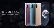 थोड़ी ही देर में शुरू होने वाली है Redmi Note 5 PRO की सेल, यहां करें ऑर्डर