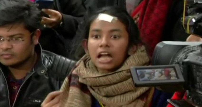 jnu aisi ghosh allege university administration stopped 300 students registration