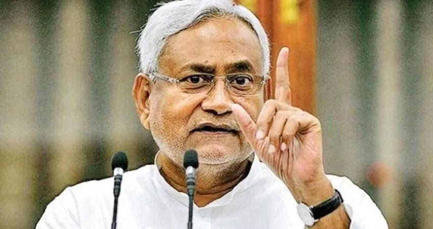 Nitish government transfers money to the account of trapped workers outside Bihar PRSHNT