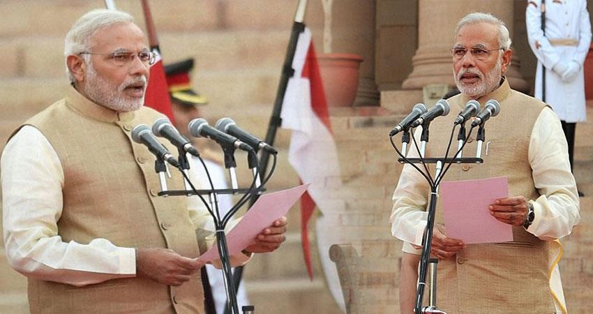 know-why-narendra-modi-takes-oath-of-pm-in-the-evening