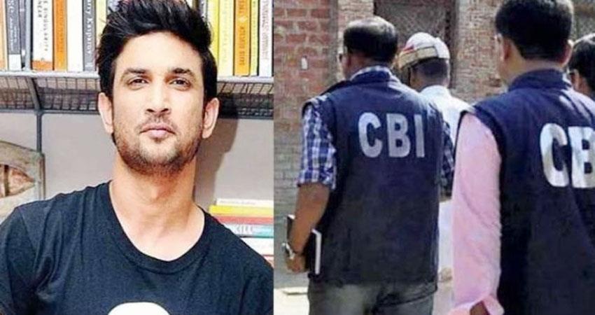 sushant singh rajput case cbi investigation updates prshnt