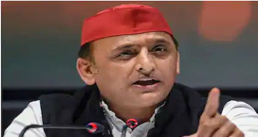 Former UP chief minister Akhilesh Yadav caught by Corona ANJSNT
