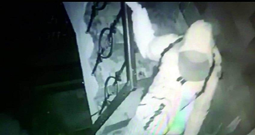 south east delhi cctv crime theft ppe kit sobhnt