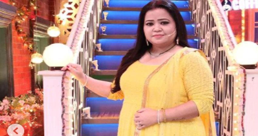 bharti leave  kapil sharma show truth revealed from set anjsnt