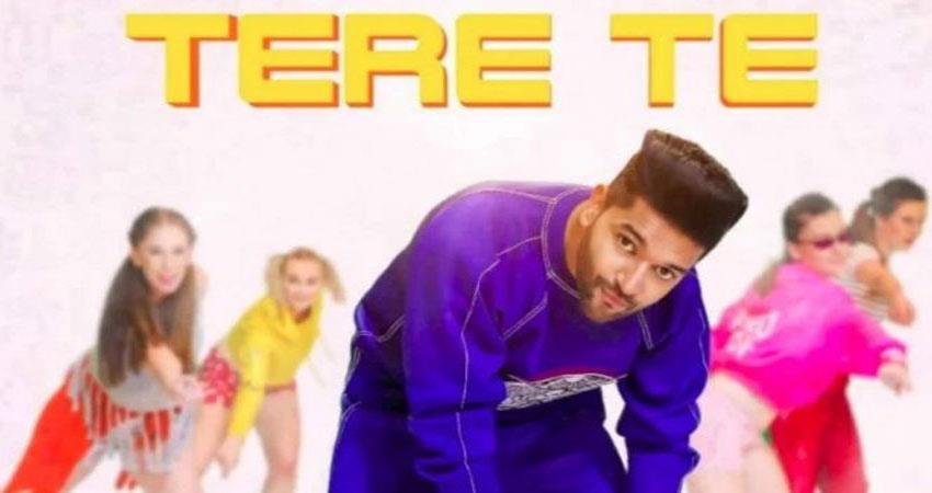 guru-randhawa-hew-song-tere-te-release-video