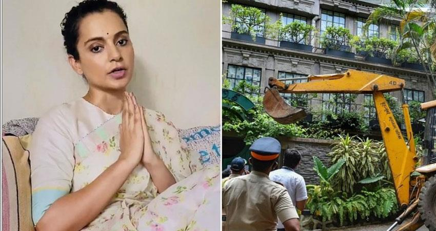 kangana and bmc continues hc will decide on 27th anjsnt