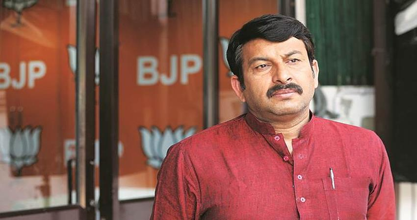 exclusive-interview-bjp-lotus-marks-will-be-cm-face-in-delhi-manoj-tiwari