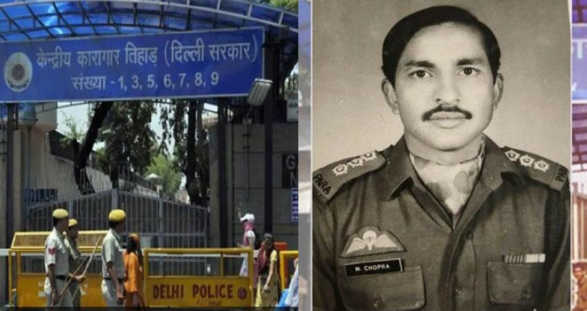 former-indian-officer-stole-5-books-of-army-for-china-later-committed-suicide-in-tihar-jail-prshnt