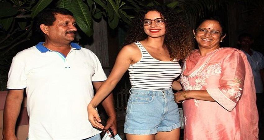 kangana ranaut renovate her parents home in mumbai video viral sosnnt