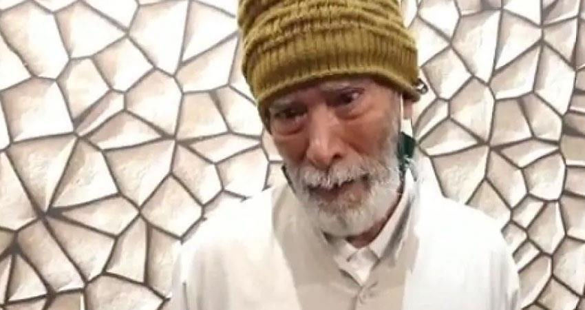 baba ka dhaba owner kanta prasad is in danger threatened to kill anjnst