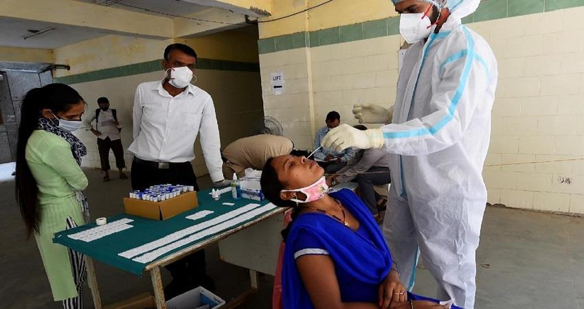 india reports 40 cases of delta plus variant of the novel coronavirus kmbsnt