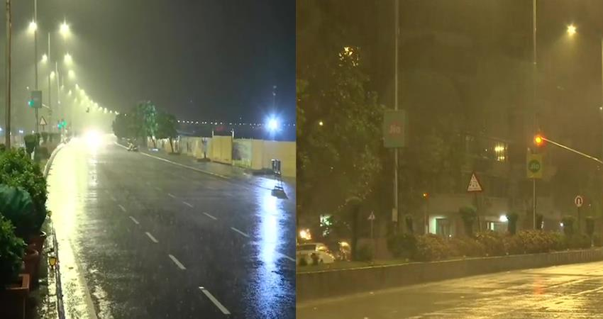 Water inundation in Mumbai Pune Red alert issued today after torrential rain overnight prshnt