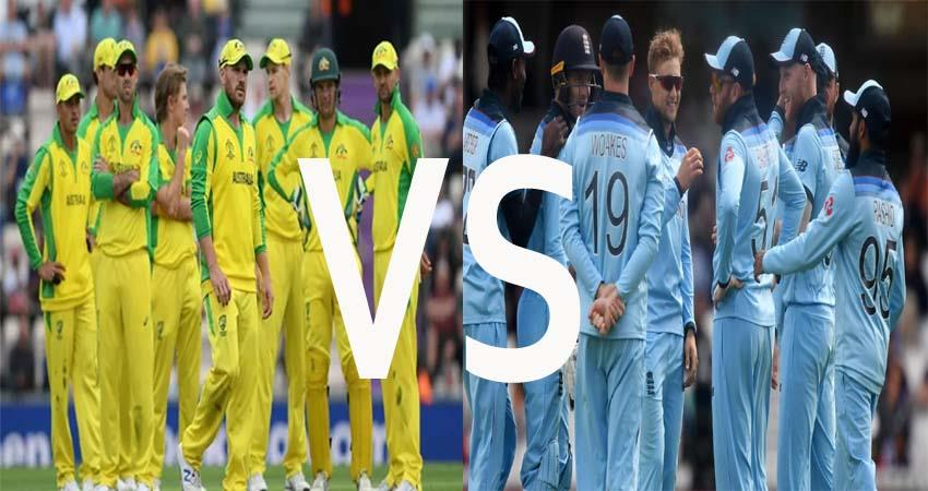 australia-england second semi-final today, both eyes are on the final