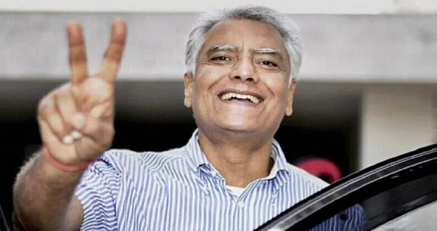elections fought under sidhu sunil jakhar raised question on this statement kmbsnt