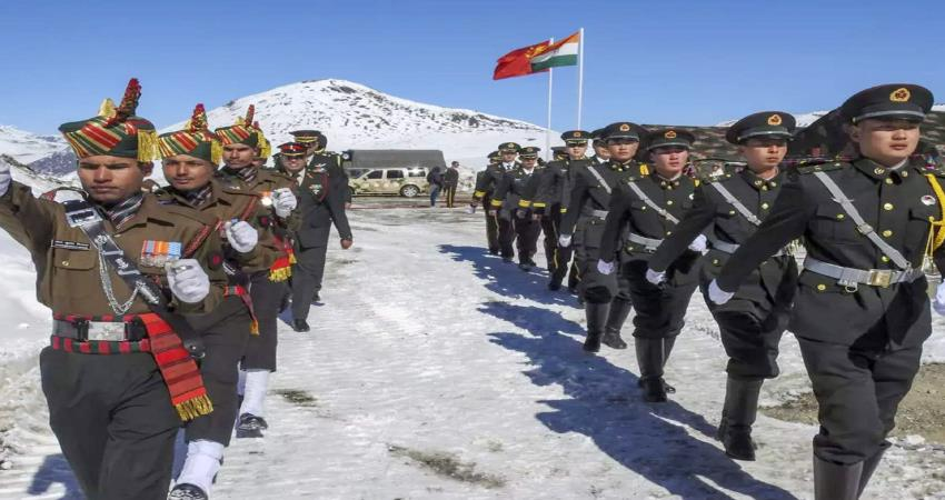ladakh deadlock 9th round of talks held after about two and a half months pragnt