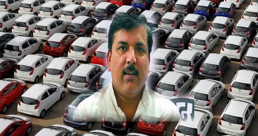 Sanjaysingh tweet about SlowDownonAutomobileSector AutomobileSectorCrisis 2lakhjobs