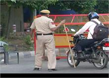 दिल्ली: कोरोना संकट में भी बाज नहीं आ रहे लोग, 7 दिन में भरा 3 करोड़ का जुर्माना