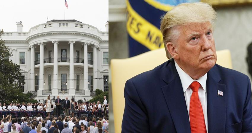 us white house refuses to participate in impeachment hearing