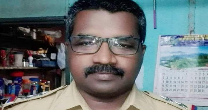 First case of Kerala Police Department Sub Inspector dies from Corona prshnt
