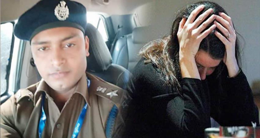 fake ips officer arrested eve teasing case in delhi ncr