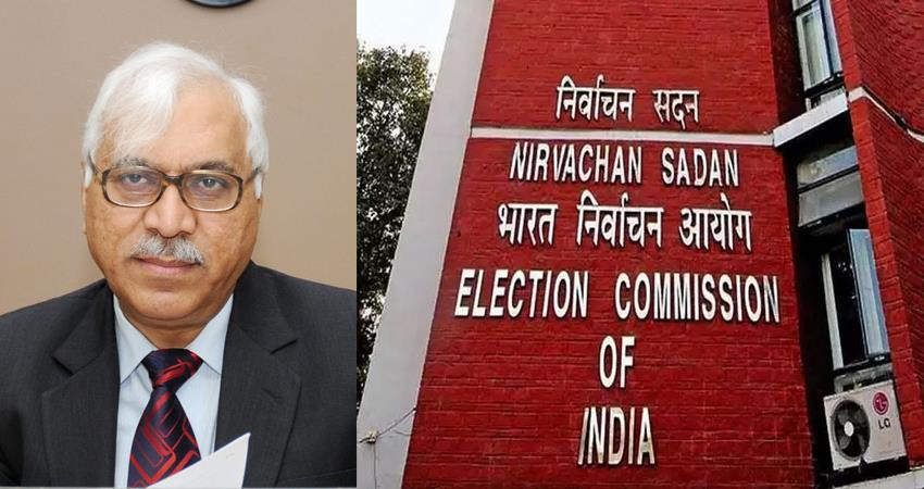 Election Commission''s letter to former Chief Election Commissioner S Y Quraishi