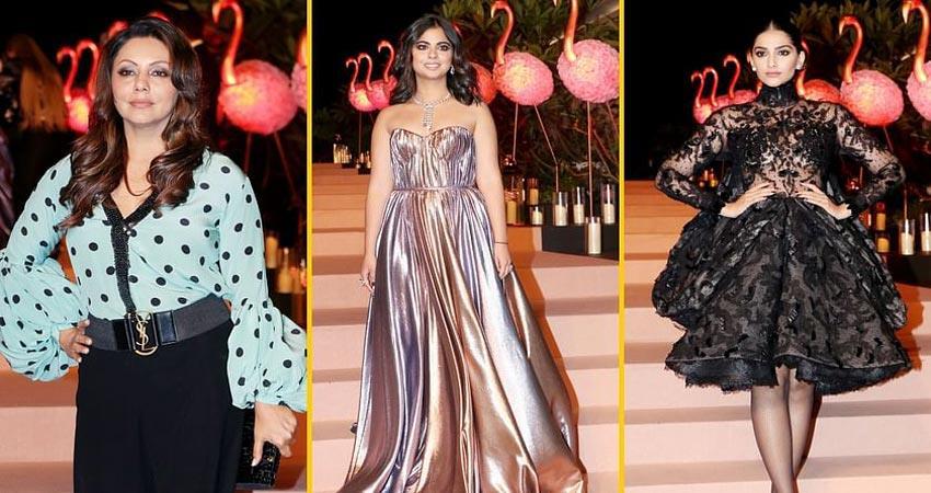 bollywood celebs attented charity event organised by isha ambani in jaisalmer