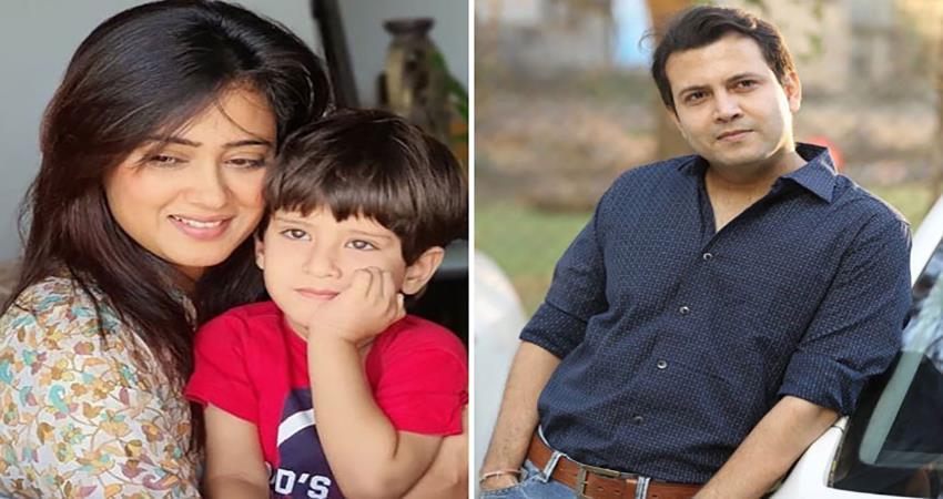 shweta tiwari ex husband abhinav kohli share videos of his son sosnnt