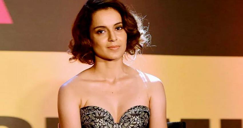 controversial statement of kangana ranaut to change country name from india to bharat aljwnt