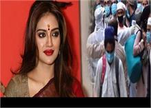 निजामुद्दीन में हुई तबलीगी जमात पर भड़कीं नुसरत जहां, कहा- बीमारी धर्म देखकर नहीं आती