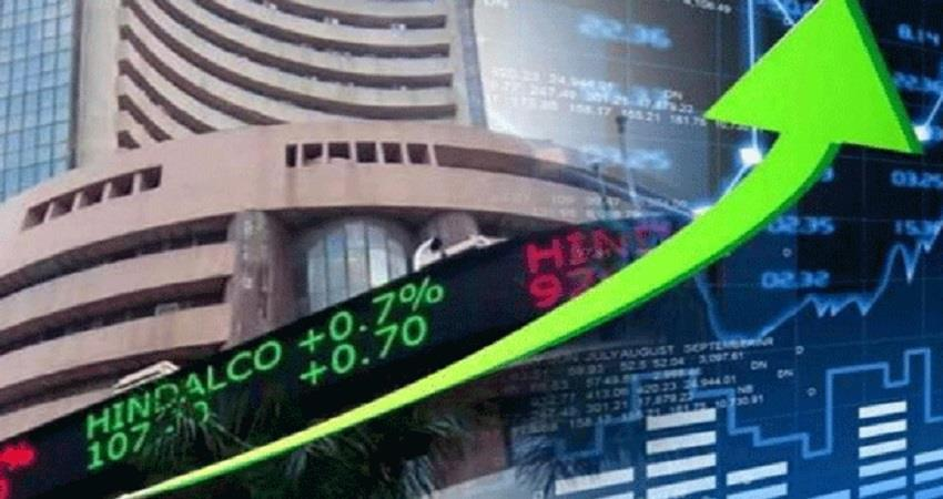 sensex crosses 54,000 level for the first time, nifty crosses 16,200 musrnt/