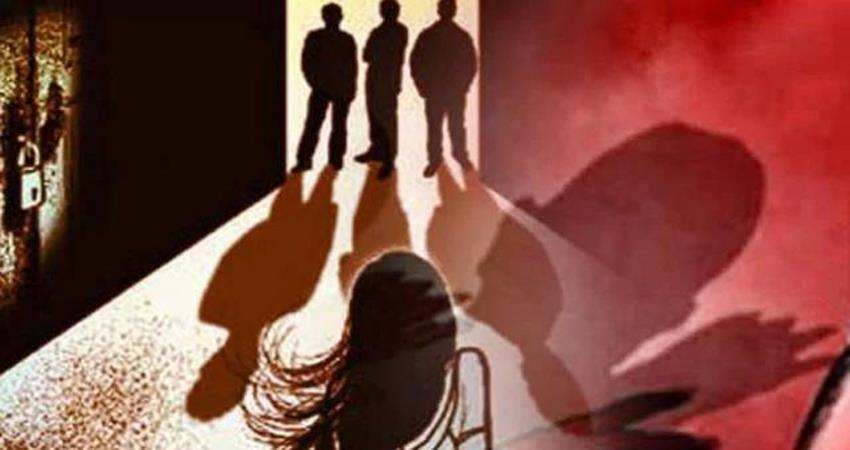 gang rape with student in firozabad uttar pradesh pachokhara police station