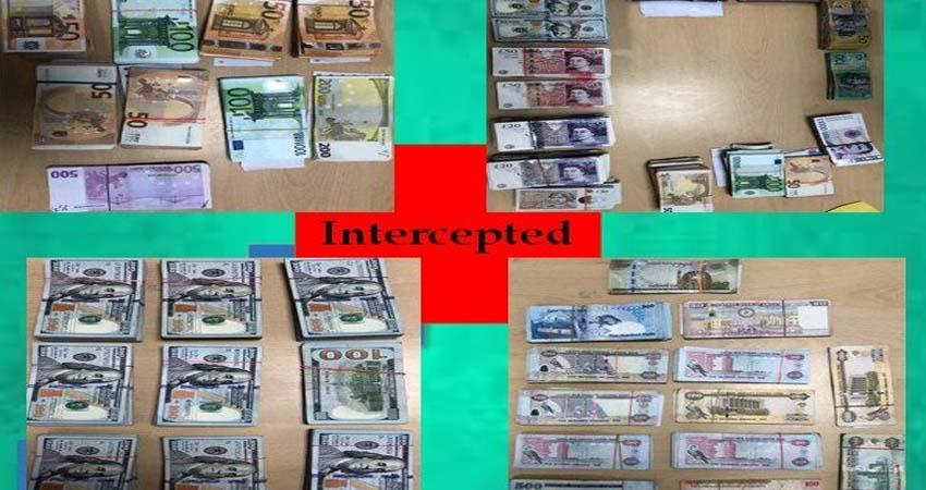 customs-department-seized-foreign-exchange-worth-rs-30-million-in-delhi