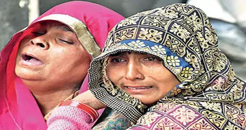 delhi riots 42 people lost life
