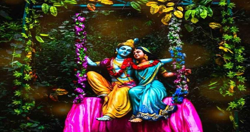 mystery of lord krishna this place