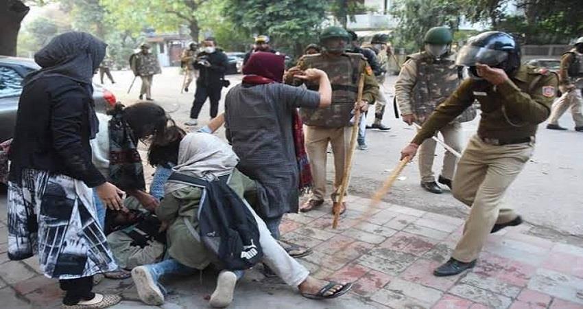 jamia violence case delhi police fir delhi high court kmbsnt