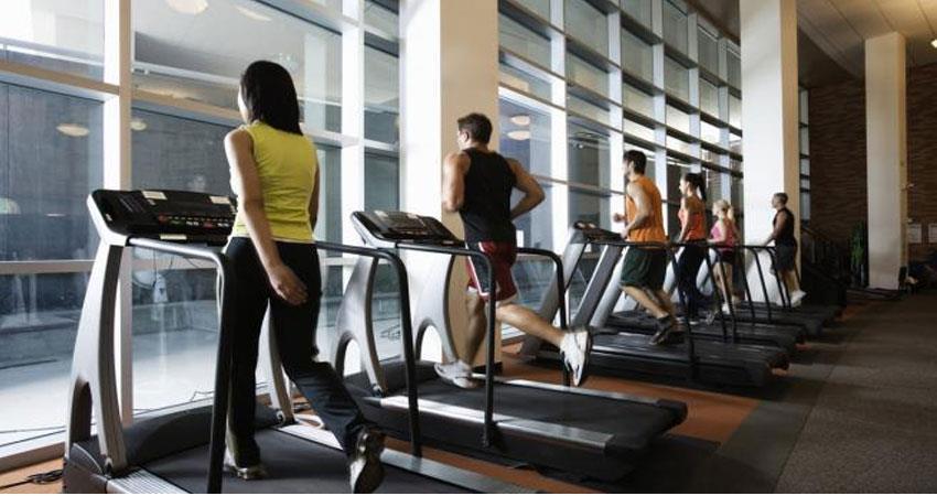 coronavirus alert more in gym workout