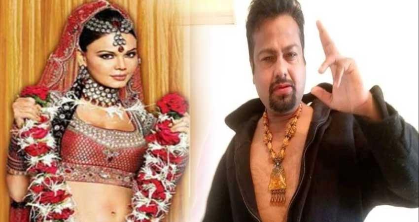 deepak kalal and rakhi sawant video viral on social media