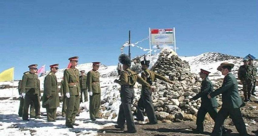 ladakh: indian, chinese soldiers engage in face-off near pangong