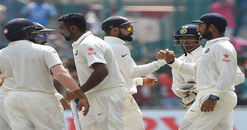 india vs new zealand live score 2nd day