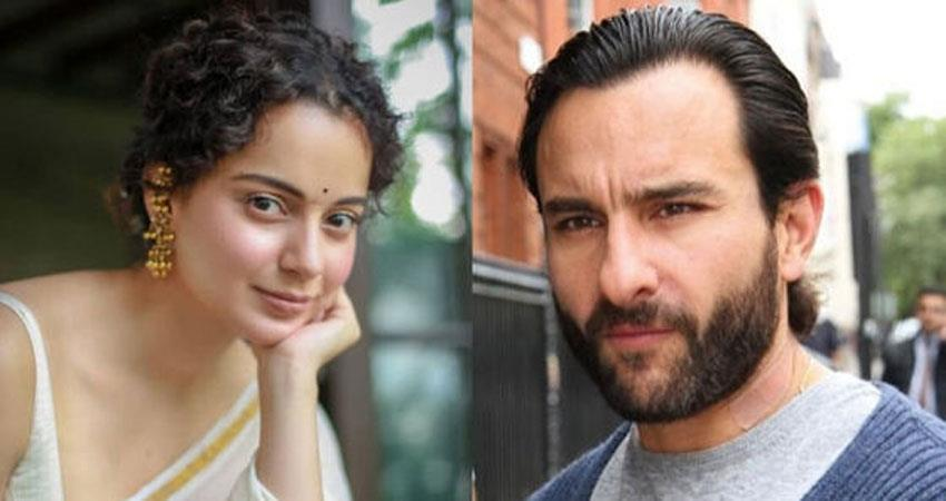kangana said this big thing about saif if india is not there then what was mahabharata