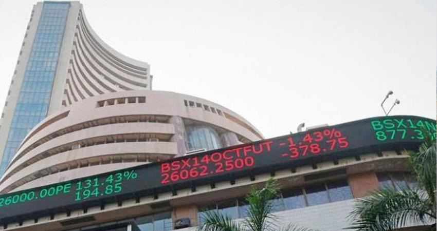 sensex rises in early trade nifty crosses 14,700 mark prshnt