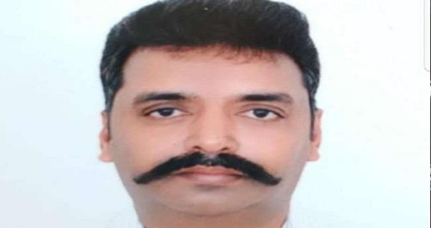 delhi-police-inspector-sanjeev-yadav-died-due-to-coronavirus-kmbsnt