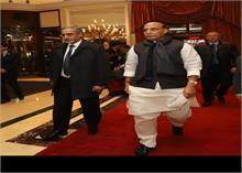 रक्षा मंत्री राजनाथ सिंह आज से 3 दिवसीय मास्को की यात्रा पर