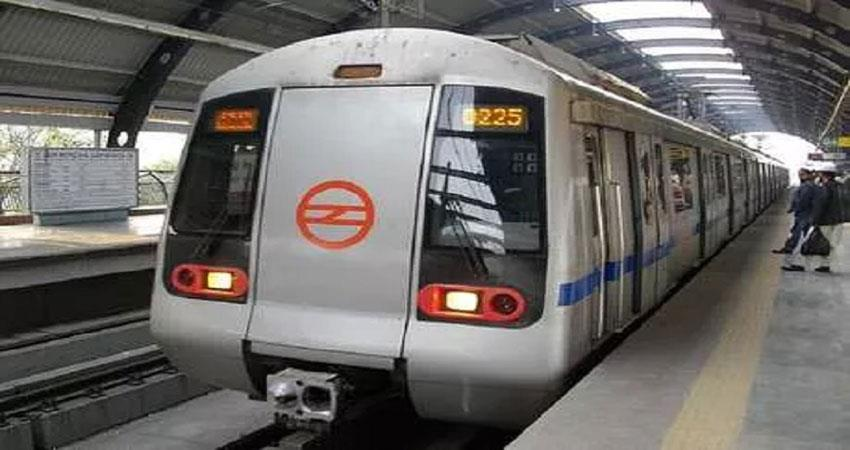 delhi metro is expanding rapidly work on the silver line djsgnt