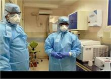 दिल्ली: बिना AC भीषण गर्मी में PPE किट पहन काम करने से परेशान डॉक्टर, की हेपा फिल्टर की मांग