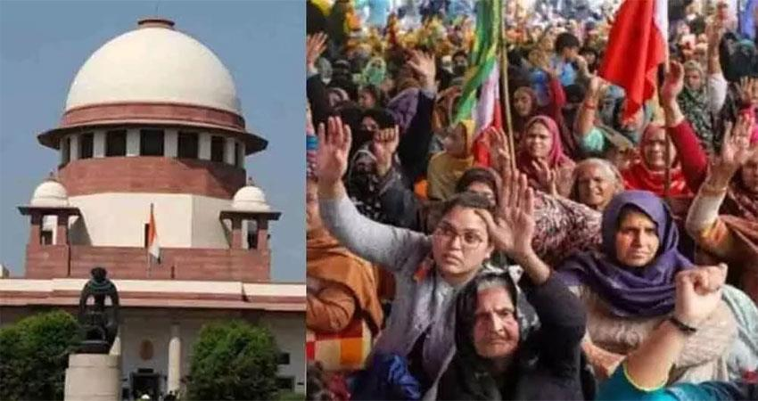 supreme court hear today on shaheen bagh caa protest